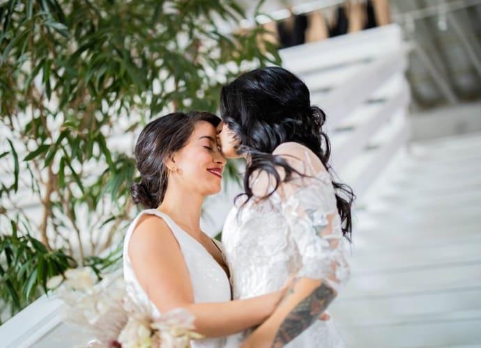 Lesbian Wedding Car Hire