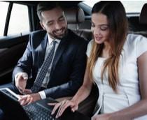 Corporate Luxury Car hire