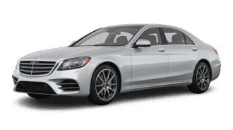 Mercedes S Class Hire Silver