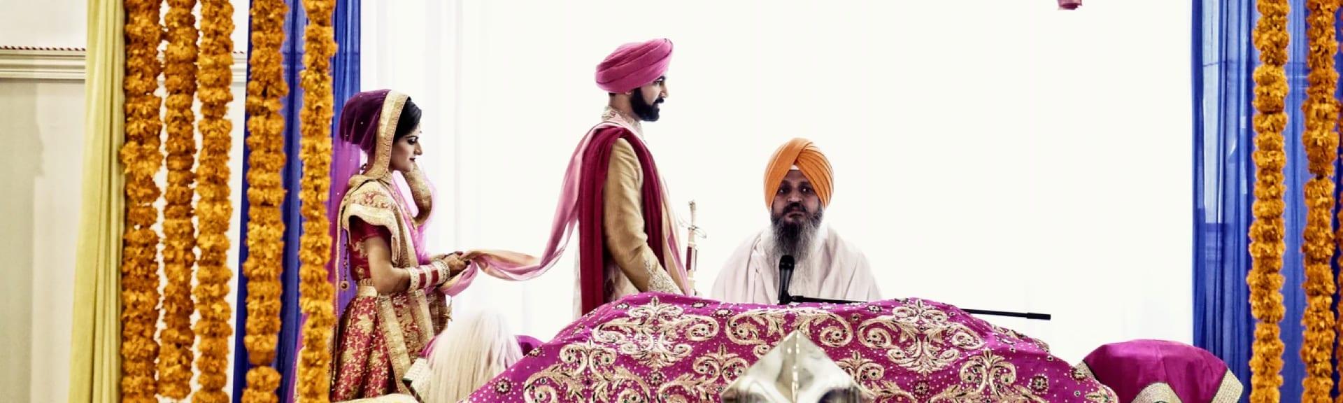 Sikh Wedding Rolls Royce Hire