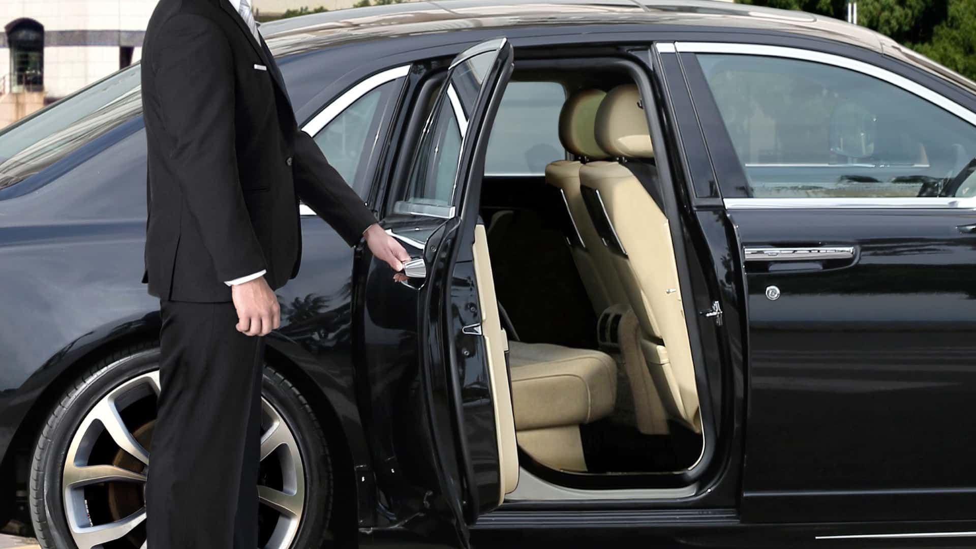 Luxury Chauffeur Cars London