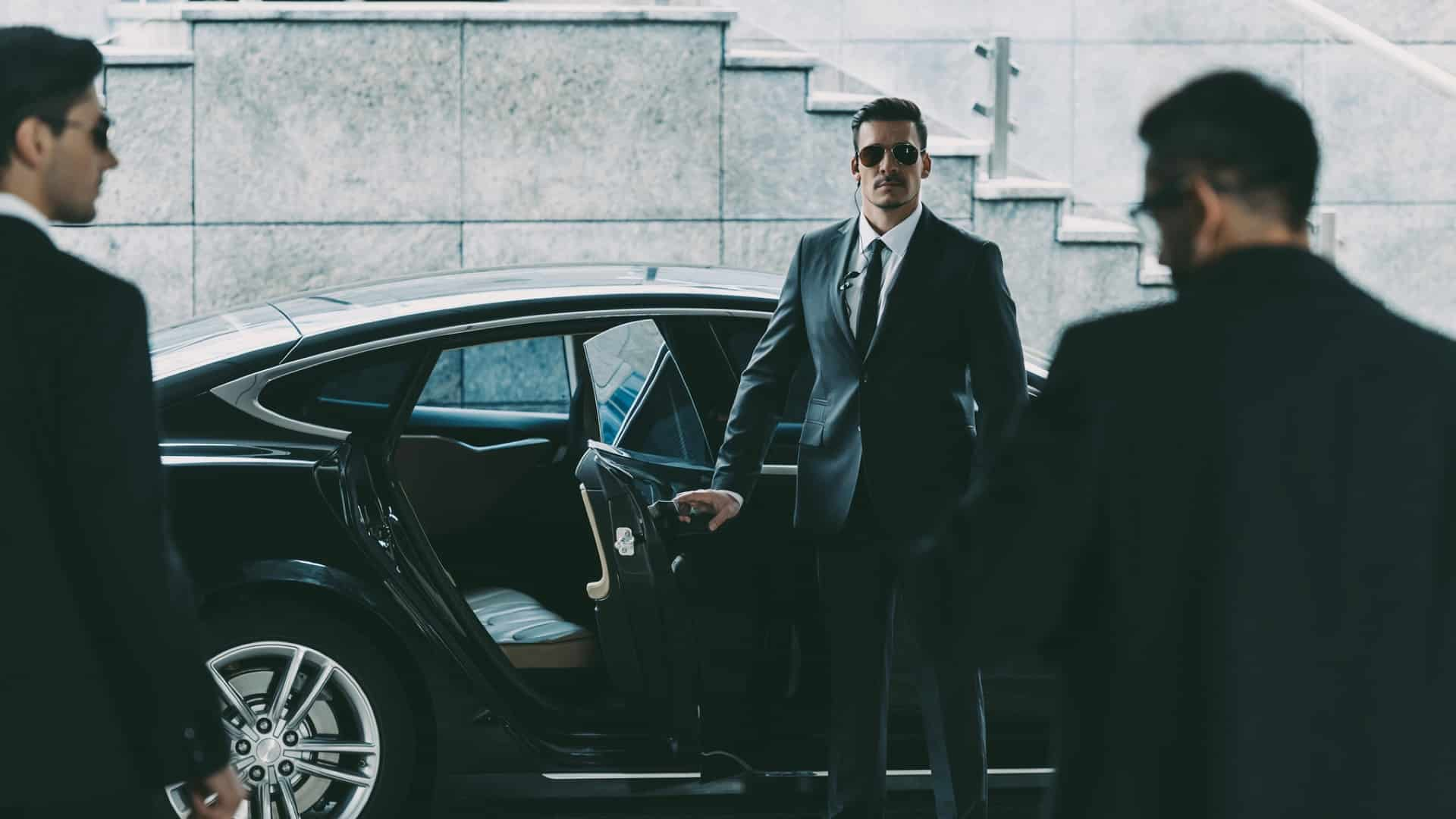 Close Protection Luxury Car Hire