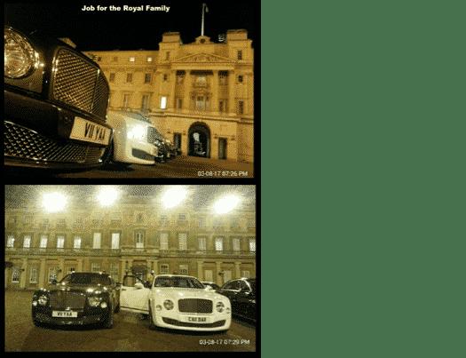 Royalty Car hire