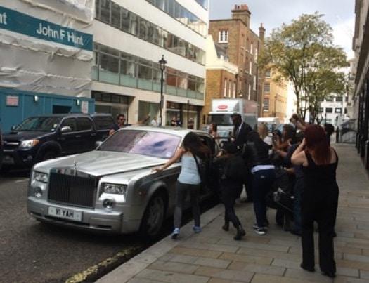 Celebrity Super Car Hire