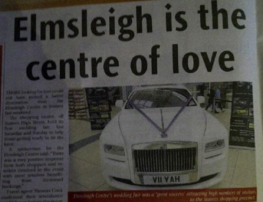 JD Prestige Cars Local Paper
