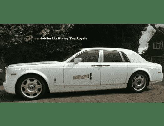 Royals Rolls Royce Hire