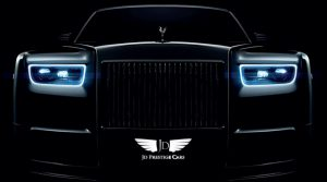 Rolls Royce Phantom 8 Rental