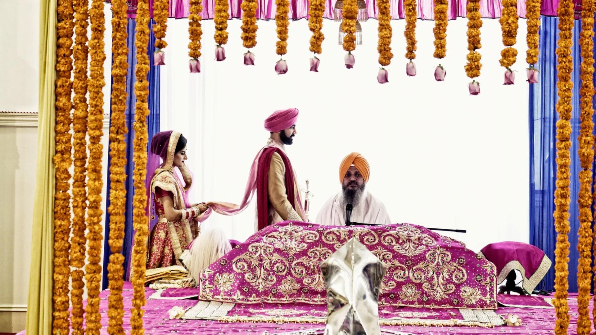 Sikh Wedding Cars