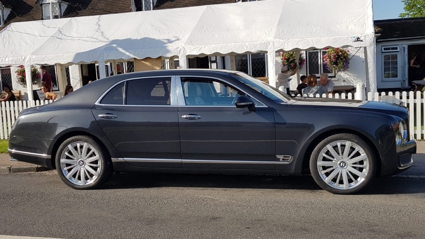 Bentley London Rental