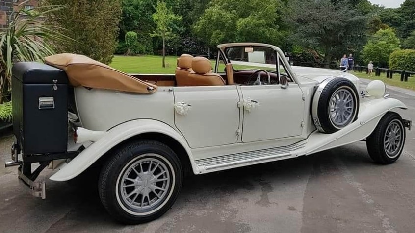 Beauford Classic Wedding Car Hire