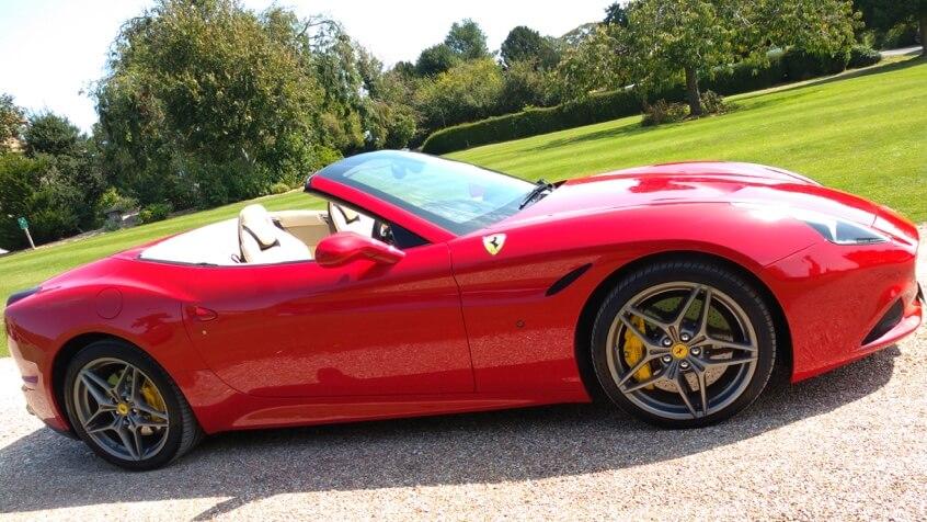 Ferrari Car Hire