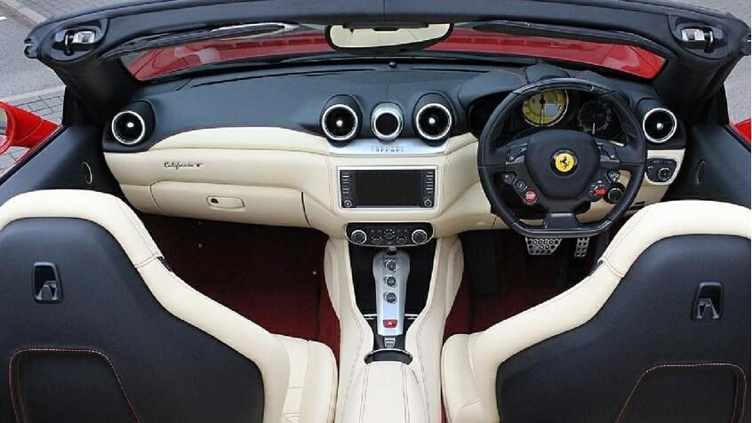 Ferrari California Hire