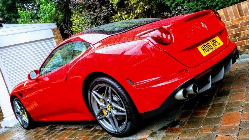 Ferrari Self Hire 2
