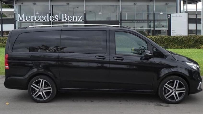 Black Viano Hire