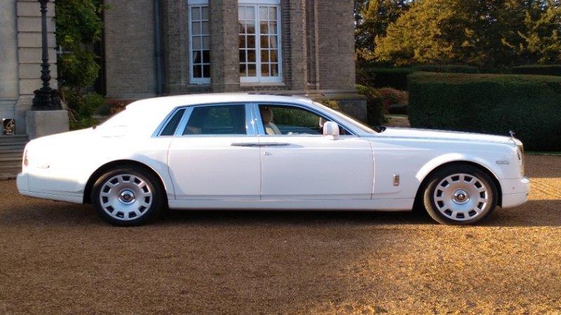 Rolls Royce Series Hire